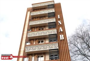 طراحی تخصصی نمای ساختمان