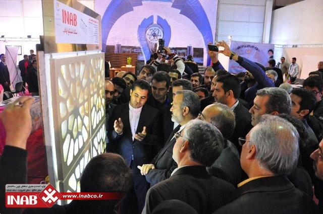 رونمایی از جدیدترین محصول ایرانی نمای ساختمان در هفته پژوهش و فناوری