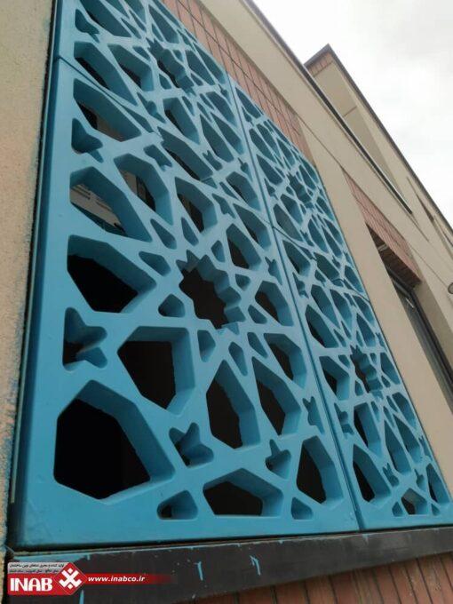زایر شهر رضوی مشهد - جی اف ار سی gfrc