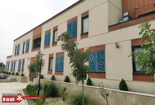 بتن جی اف آرسی   زائر شهر رضوی مشهد - جی اف ار سی gfrc