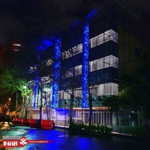 بازسازی نمای ساختمان   ساختمان مانا