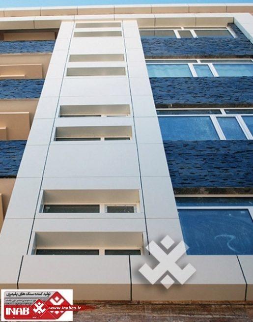 نماهای ترکیبی | نمای ترکیبی آجر و سنگ |انواع متریال نمای ساختمان