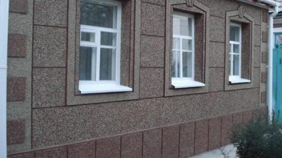 نمای بایرامیکس | نمای ساختمان بایرامیکس