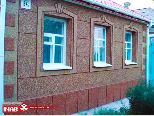 نمای ساختمان | نمای بایرامیکس