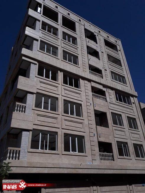 نمای رومی | نمای ساختمان