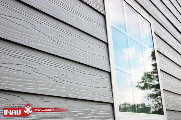 نمای ساختمان | نمای فایبر سمنت