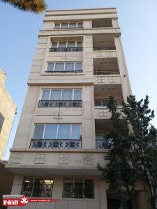 نمای ساختمان سنگ سی ان سی