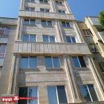 نمای ساختمان سنگ