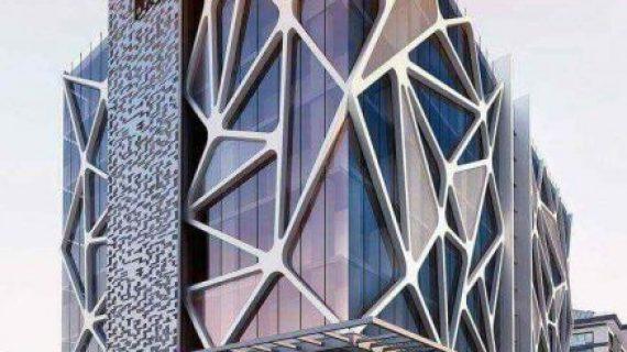 ایده طراحی نمای ساختمان   20 راهکار برای خلاقیت در معماری