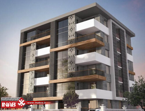 عکس نمای ساختمان | طرح نمای ساختمان