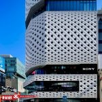 نمای ساختمان تجاری | پنل جی ار سی