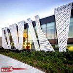 نمای تجاری   طراحی نمای ساختمان تجاری