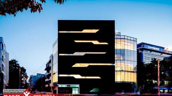 نمای ساختمان تجاری   انواع نماهای ساختمان های تجاری