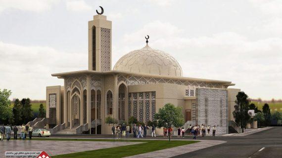 معماری و نمای اسلامی   جدیدترین متریال برای معماری اسلامی