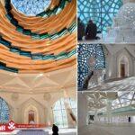 نمای مسجد   جی اف ار سی   gfrc   grc