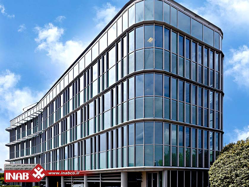 نمای ساختمان تجاری | نمای بیمارستان | نمای ساختمان اداری