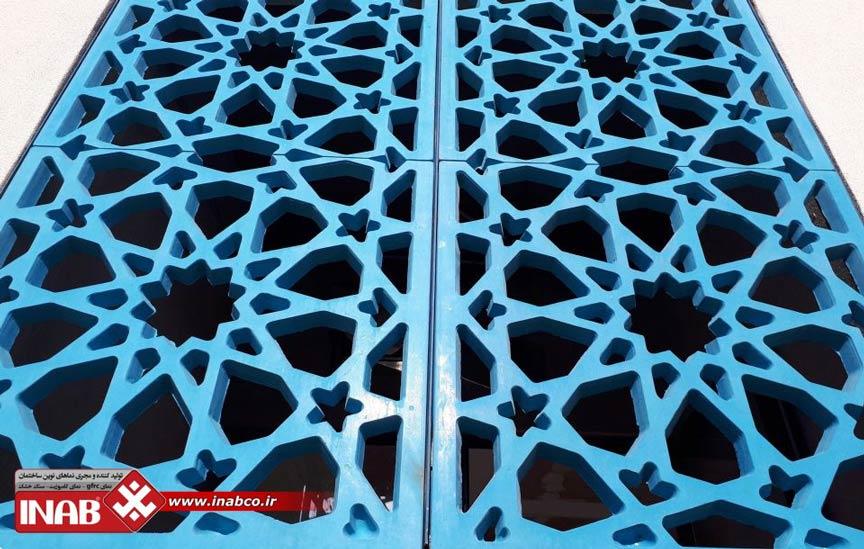 نمای مشبک | نمای ساختمان مسجد