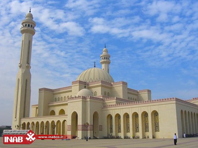 نمای ساختمان مسجد | مساجد مدرن