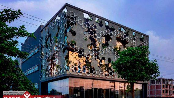 طراحی نمای ساختمان اداری | ویژگیها | اهمیت