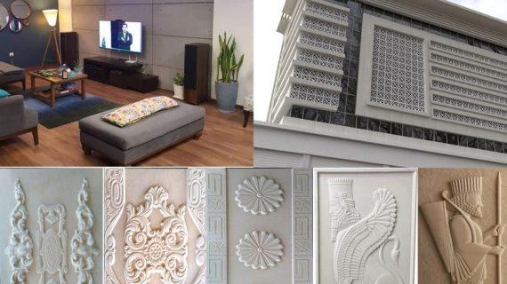 جدیدترین نماهای ساختمان | جی ار سی | بتن اکسپوز | نمای رومی جدید