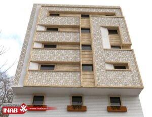 طراحی تخصصی نمای ساختمان (5)