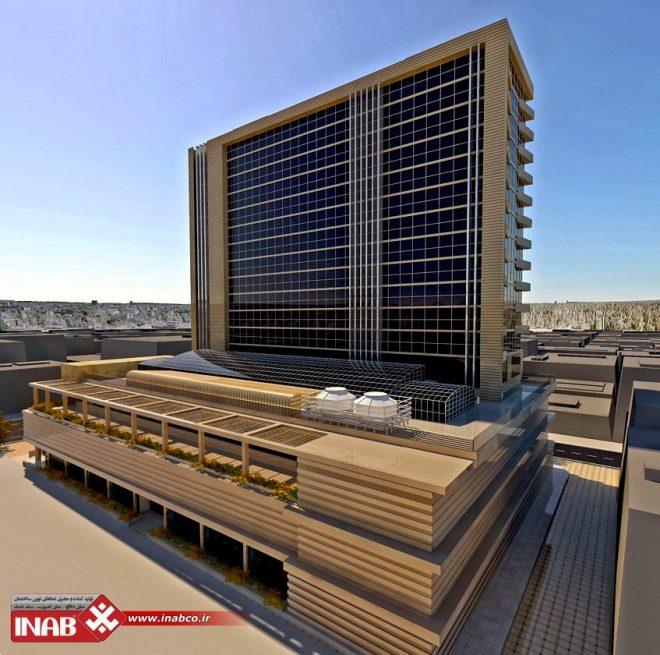 خلاقیت در طراحی نمای ساختمان