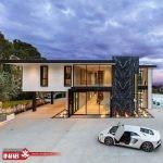 طراحی و اجرای نمای ساختمان مدرن | ساختمان مدرن | Modern building
