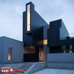 خلاقیت در طراحی نمای مدرن
