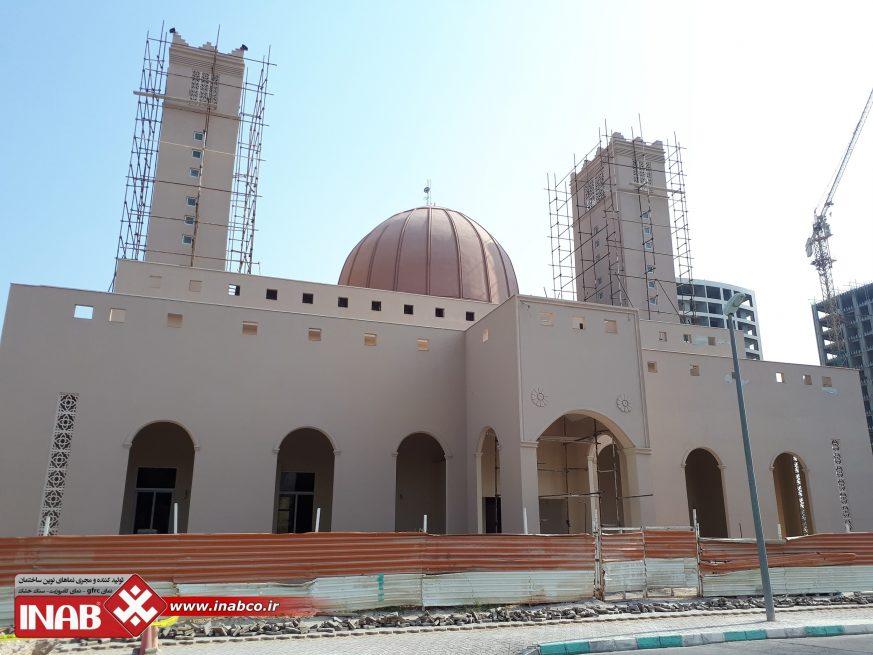 نمای مسجد | نمای اسلامی