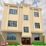 طراحی نمای ساختمان ویلایی   دو طبقه