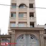 نمای ساختمان مسکونی | نمای سنگ