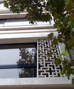 پنل جی اف ار سی | نمای ساختمان مسکونی