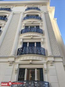 نمای ساختمان مسکونی | جی ار سی