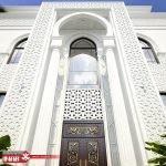 نمای جی ار سی | نمای مسجد