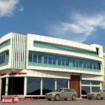 نمای محتمع تجاری | نمای ساختمان تجاری