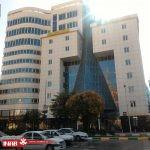 نمای سرامیک خشک | طراحی نمای ساختمان تجاری