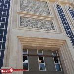 طراحی نمای ساختمان   شورای اسلامی شهر قدس