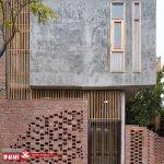 نمای ساختمان ویلا