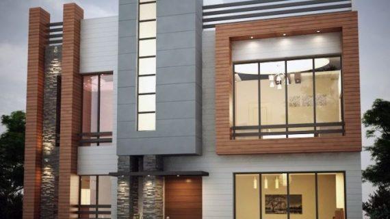 انواع نماهای ویلایی مدرن ، کلاسیک ، یک طبقه ، دوبلکس ، دو طبقه ، همکف