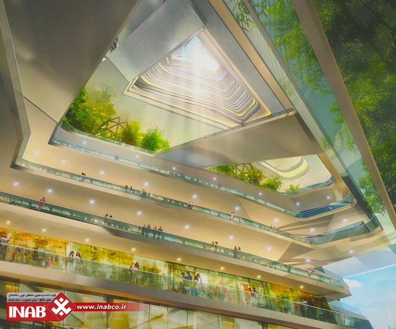 نمای پارامتریک | معماری پارامتریک
