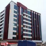 نمای ساختمان تجاری | کامپوزیت