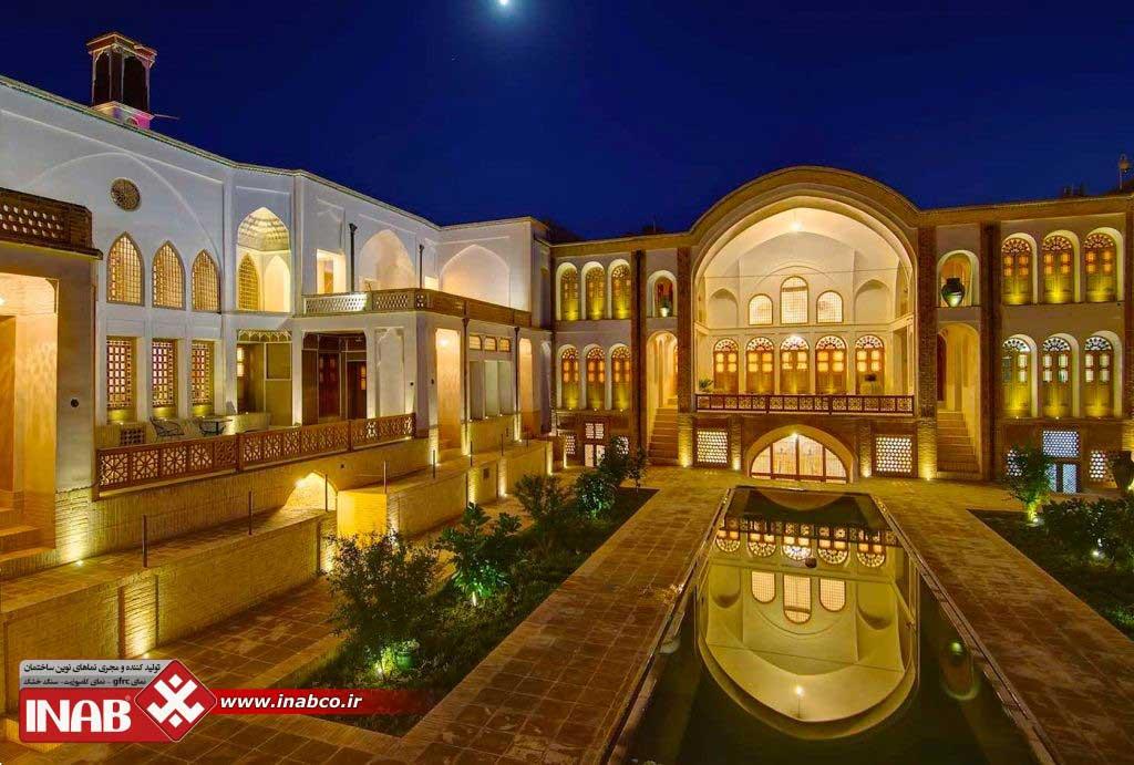 معماری سنتی | ویژگی های معماری سنتی
