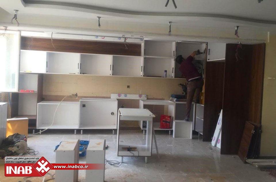 بازسازی منزل | بازسازی آپارتمان