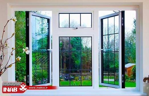 پنجره دوجداره | پنجره upvc