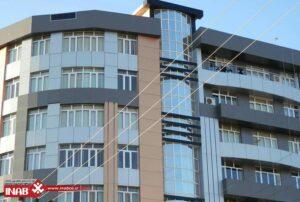 نمای ساختمان مناسب