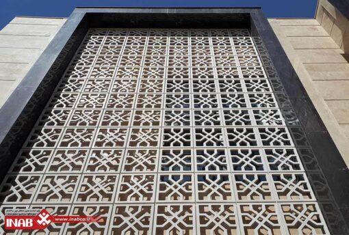 پنل جی اف ار سی | موزه دفاع مقدس مشهد