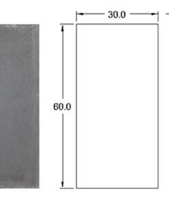 پنل بتن اکسپوز کف با ابعاد 30 * 60