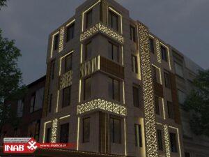 سایت های تخصصی طراحی نمای ساختمان